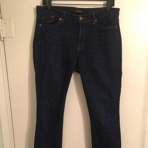 "J Brand ""Ignite"" Straight-Leg Jeans"